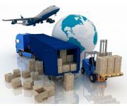 Transporte e distribuição logística